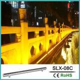 RGB LED bañador de pared con alto poder para la exportación