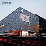 Revêtement en aluminium de Chambre de panneau de façade