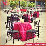 Hot Sale acier événement banquet de mariage Tiffany Chiavari Président pour l'Hôtel Restaurant
