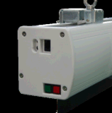 Max 4K интеллектуальный электрический/под действием электропривода Tab-Tension экраны для домашнего кинотеатра