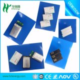 Los pequeños de litio recargable de 3,7V 120mAh Batería de polímero de litio RC