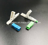 光ファイバ速いコネクターの速いコネクターはネットワークおよび無線SC/PC、Sc/APCで適用した