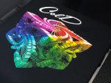 綿のTシャツの印刷のための焦点A4のサイズの織物の平面プリンター