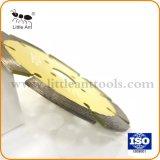 4.5inch het Blad van de Zaag van de diamant voor Scherp Graniet