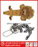 Jonge geitjes Gevuld Stuk speelgoed van de Dekking van de Stethoscoop van de Vorm van de Leeuw