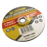 mola del disco abrasivo concentrare depresso del metallo di 180*6*22.2mm