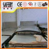 0.6Mm d'épaisseur de la plaque de tôle en acier inoxydable Liste de prix