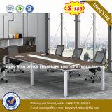 Preiswerter Verkaufs-haltbarer faltender Schnittkonferenztisch (HX-8N0966)
