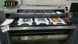 기계를 인쇄하는 스크린을%s 가진 의복 인쇄 기계에 직접 구르는 롤