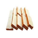 La serie Sandwich Material Natural Pet Bocadillo de pollo de cortes de Sushi