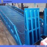 Rampa do recipiente da rampa de carregamento para o Leveler de doca do Forklift