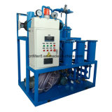 La parte superior avanzado recientemente los residuos de aceite lubricante de la máquina de purificación (TYA-100)