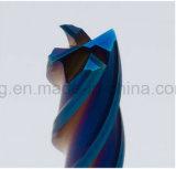 Flöte-flache Enden-Tausendstel 2016 des Hochleistungs--feste Karbid-4 vom China-Hersteller