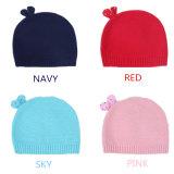 Зимы шлема Knit младенца оптовой продажи дешево 100% поставщика Китая Beanie акриловой симпатичной теплый
