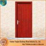 Deshengの木のアーチの単一のドアは中国の製造業者を設計する