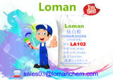 Modificado hecho en el dióxido Titanium Anatase La102 de China