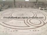 Mattonelle di marmo della Cina per il reticolo del marmo dell'ingresso dell'hotel