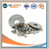 Bonne dureté Conseils de Découpe CNC de carbure de tungstène