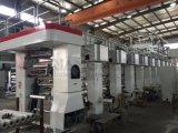 높은 속력을 내기를 가진 플라스틱 종이를 위한 기계를 인쇄하는 2018년 사진 요판