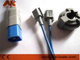 Kompatibler Fühler Philips-MP20/30/40/50 Nellcor Oximax SpO2, 10FT