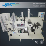 Máquina de impressão adesiva da etiqueta da etiqueta com função cortando & de corte