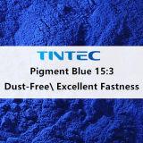 Pigmento azul 15: 3 com excelentes propriedades de solidez (Premix Blue E1050)