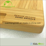 Eco-Friendly Bambu placa de corte de madeira