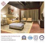 Hotel ornamentada mobiliário com mobiliário de quarto de cama (YB-O-80)