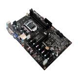 2017 новый сердечник 1150 материнской платы B85 LGA Intel минирование Btc компьютера PC I7 I5 I3/материнская плата Пентиума DDR3X2 1600MHz 8*Pcie