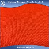 290GSM 공단 제복을%s 형광성 폴리에스테 면 능직물 T/C 작업복 직물