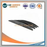 Faixa de carboneto de tungstênio/Placa para fresar