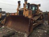 Utilisé Caterpillar D8r bouteur chenillé CAT D8r pour la construction du tracteur