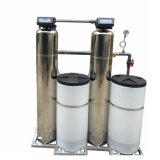 Filtrazione dell'addolcitore dell'acqua con acciaio inossidabile 304