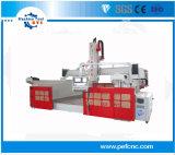 Meilleur 2040 bois et mousse 3axe CNC machines de moulage avec table de la plaque en acier