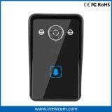 Imperméabiliser la sonnette d'intercom de téléphone de porte de Vide de WiFi de couverture