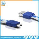 5V/2.1A Micro USB cable de datos de carga universal para teléfonos móviles