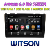 """Witson 10.2 """"ホンダCRV 2007年のための大きいスクリーンのアンドロイド6.0車DVD"""