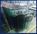 12mm ausgeglichenes Tür-Glas für Sprung-Scharnier-Installation