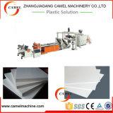 Linea di produzione ad alta velocità della scheda della gomma piuma del PVC di capacità elevata