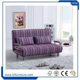 Beau bâti de sofa de coin de chambre à coucher de modèle neuf moderne