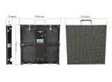 P3.91 P4.81 실내 풀 컬러 임대 발광 다이오드 표시 벽 (500*500/500*1000mm)