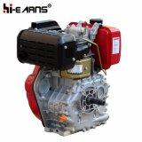 Dieselmotor met de Schacht van de Draad en de Normale Filter van de Lucht (HR186FA)