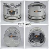 Pistone giapponese dei ricambi auto Td27 Aog del motore diesel per Nissan con l'OEM 12010-05D00