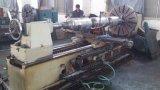 ASTM A182 F91 forjou o eixo de aço da porca da ranhura