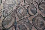 Tipo da fonte do Fazer-à-Pedido e tela de Chenille 100%Polyester material