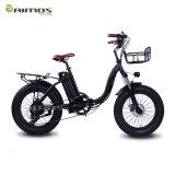 Pedal-Unterstützung Changzhou-Aimos, die elektrisches Fahrrad mit Pedalen faltet