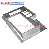 Nach Maß Präzisions-Metall, das Teil für Maschinerie stempelnd verbiegt