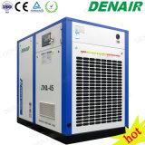 140 CFM de 8 a 10 bar/Unidad de frecuencia de velocidad variable del compresor de aire de tornillo