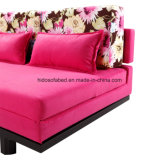 Мебель комнаты нового прибытия Hido живущий вытягивает вне кровать софы