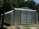 Diseño personalizado de la luz de prefabricados de estructura de acero de la construcción de almacén